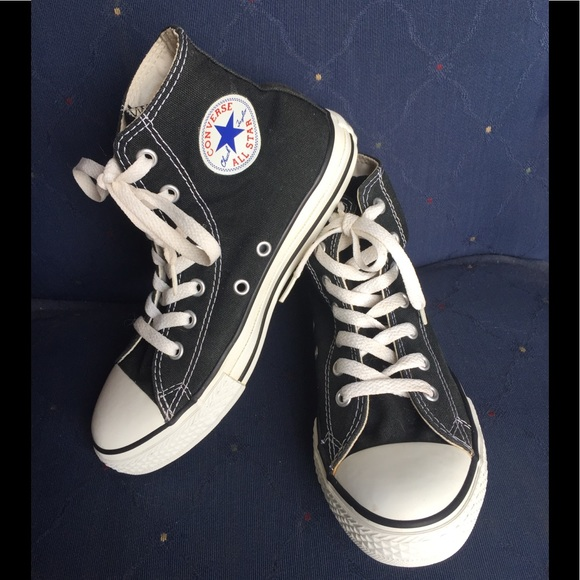 6d93fa8afbe Converse Other - Kids CONVERSE All Stars High Top Shoes